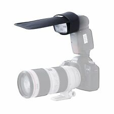 Movo Photo SB10 Universal Bounce Card / Light Shaper for DSLR Camera Flash 7x4""