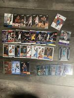 NBA 32 Card Rookie Lot Panini Prestige Complete Contenders Prizm
