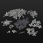 Gmade GM30036 Stainless Steel Hex Bolts & Nuts for GS01 4-Link Suspension