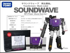 Transformers Takara Music Label 2007 Real MP3 Player Soundwave (MISB)