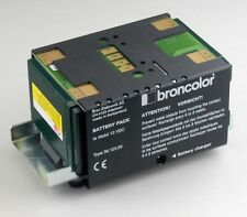BRONCOLOR 36.123.00 MOBIL BATTERY PACK - WITH/WITHOUT BATTERY