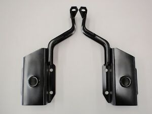 Reproduction Ford XB ZG P5 Rear Leaf Spring Saddle for PBR Disc Brakes (PAIR)