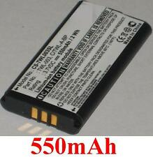 Batterie 550mAh type C/TWL-A-BP TWL-001 TWL-003 Pour Nintendo DSi