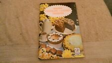 BAKER'S CHOCOLATE AND COCONUT FAVORITES GENERAL FOODS 4th COOKBOOK FREE USA SHIP