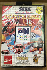 Olympic Gold Barcelona '92 (Sega Master System, 1992)