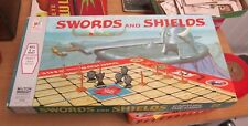 1970 Milton Bradley Swords and Shields Capture The Chief Game 4006 Sealed NIB