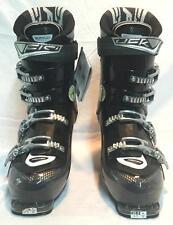 Fischer Men's Soma Viron 8 Snow Ski Boots Metal Black Mondo 28.5 Size 10.5 NEW