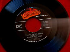 Dionne Warwick~ Valley Of The Dolls~ Alfie~ Unplayed Store Stock ~ Soul 45