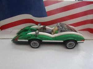 LEGO BATMAN RIDDLER'S RACER FOR THE RACE CAR ONLY FROM SET 70903