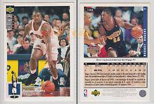 NBA UPPER DECK 1994 COLLECTOR'S CHOICE - Rodney Rogers #154 - Ita/Eng- MINT