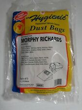 5x Dust Bags Morphy Richards Champ 70061 Vacuum Cleaner Hoover NEW ex-display