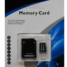 64GB Micro SD TF Karte CLASS 10 Flash-Speicher + SDHC Adapter