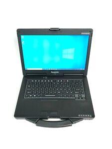 "Panasonic Toughbook CF-53 14"" Core i5 4310U 16GB RAM 1TB SSD Win 10 Pro"