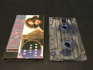ELVIS COSTELLO SO LIKE CANDY AUSTRALIAN CASSINGLE CASSETTE TAPE