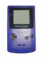 Nintendo Game Boy Color Pokémon Grape Console  REFURBISHED!!!!