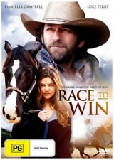 Race To Win [Redemption] DVD 2017 NEW RELEASE FAMILY HORSE MOVIE Barrel Race R4