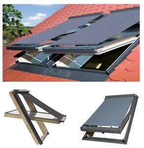 SKYFENSTER - NEU Dachfenster  mit Eindeckrahmen + AUSSEN MARKISE GRATIS !