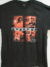 NEW - NONPOINT 2001 LICENSE TO GIANT BAND / CONCERT / MUSIC T-SHIRT EXTRA LARGE