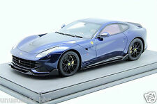 1/18 BBR DMC F12 Ferrari Tour De France Blue Exclusive Free Shipping