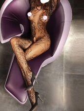 Bodystocking TUTA  INTIMO DONNA SEXY LINGERIE HOT  - - 158 -