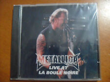 METALLICA - CD  Live  At La Boule Noire