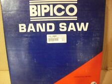 """BIPICO 100 Foot Band Saw Blade Coil  1"""" x 8"""" Tooth Flex Back Carbon"""