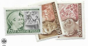 Hungary #876-900 MH - Stamp CAT VALUE $5.95