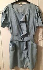 Debenhams Patternless Short Sleeve Casual Dresses for Women