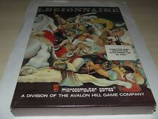 LEGIONNAIRE by microcomputer games/avalon hill ATARI COMPUTER RARE new old stock