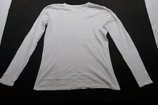 Mossimo Mens Casual Long sleeve T-Shirt XXL White