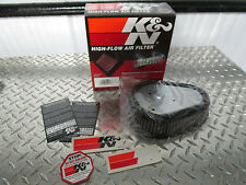 08-17 Harley Davidson FXD Dyna Screamin Eagle Stage 1 Air Filter K&N HD-0808