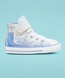 Converse x Elsa Frozen 2 Chuck Taylor All Star Toddler Size 4c