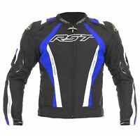 RST 1722 Pro Series CPX-C Sport Textile Motorcycle Motorbike Jacket - Blue - 2XL