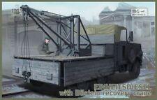 IBG 1/35 Einheitsdiesel with Bilstein recovery Crane # 35006