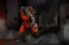 NECA Burning Godzilla 1995 used in good condition