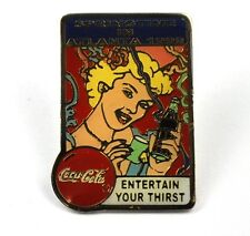 COCA-COLA COKE EE.UU. Solapa Pin PIN BADGE Broche - SPRINGTIME 1999