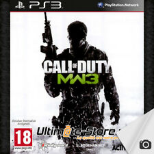 Jeu PS3 Call of Duty Modern Warfare 3 COD MW3 - PlayStation 3 - Activision TBE