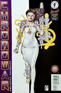 Chronowar #2 - Settembre 1996 - Dark Horse Comics NUOVO