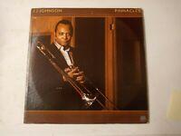 J.J. Johnson – Pinnacles - Vinyl LP 1980