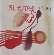 SLEATER-KINNEY ~ One Beat - Rare 2002 US/Canadian PROMO 12-track CD album