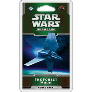 Star Wars The Card Game THE FOREST MOON Force Pack / Expansion FFG LCG