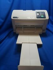 Xerox DocuMate 5445 Document Scanner Tested! Original Tray Included