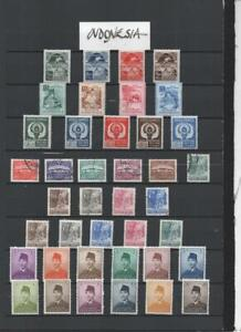 INDONESIA COLLECTION  ON 15 PAGES