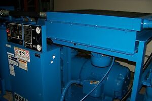 Quincy QSI 1000  200 hp.  Rotary Screw Air compressor, 1yr.  Airend Warranty