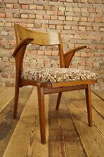 Vintage Armlehner - Cocktail Stuhl / Retro Loft Lounge Chair 50er Rockabilly