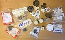 A CLEARANCE JOB LOT OF MICROWAVE OVEN  DRIVE SHAFTS WASHERS OF VARIOUS TYPES