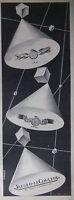 PUBLICITÉ PRESSE 1953 MONTRE JAEGER-LECOULTRE - D'APRÈS P.PRAQUIN -ADVERTISING