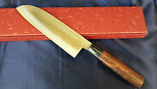 Japanese Santoku Knife, Chef Cooks, ZDP189 High Carbon Steel, 170mm