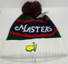 2020 Masters Augusta National Golf Club Men's Winter Toboggan Pom Beanie Hat