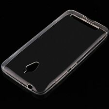 0.3mm Soft TPU Ultra Thin Silicone Clear Case Cover For Asus Zenfone Go ZC500TG